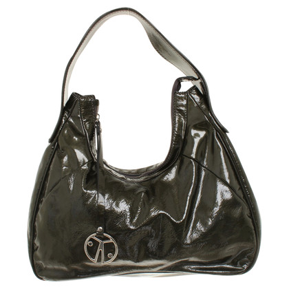 Coccinelle Patent leather handbag