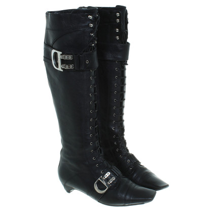Christian Dior Knee-high boots