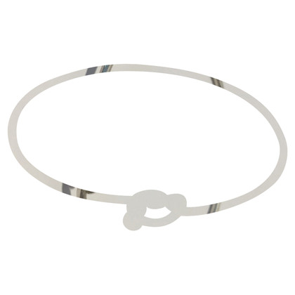 Tiffany & Co. Bangle goud en zilver