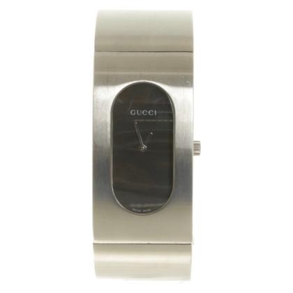 Gucci Armbanduhr aus rostfreiem Stahl