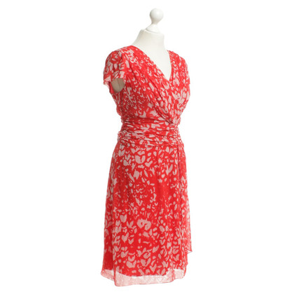 St. Emile Dress in red / white