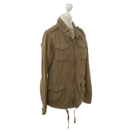 Maison Scotch Jacke in Khaki