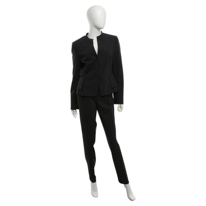 Akris Pantsuit in black