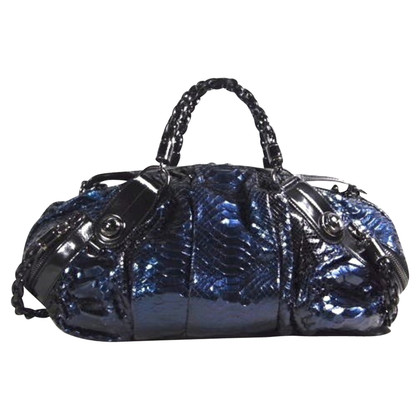 "Gucci ""Galaxy bag"" made of Python leather"
