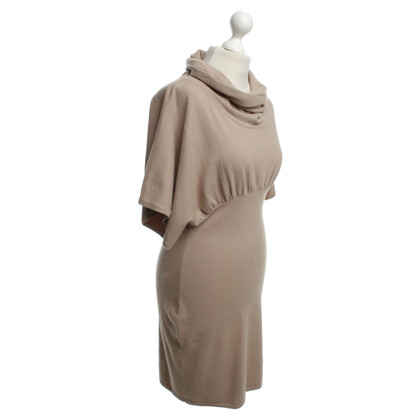 Stefanel Woolen dress in beige
