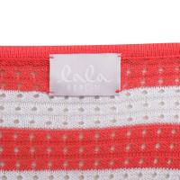 Lala Berlin striscia maglia