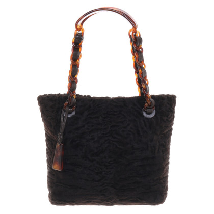 Chanel Handbag with fur