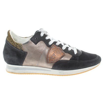 Andere Marke Philippe Model - Sneakers aus Materialmix