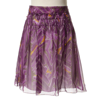 JOOP! Silk skirt in purple