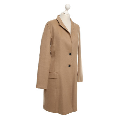 Cinque Coat in light brown