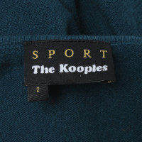 The Kooples Pullover in Petrol