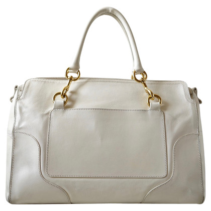 Marc Jacobs Leder Tote Bag