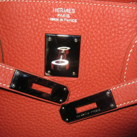 "Hermès ""Birkin Bag 40"" from Clémence leather"