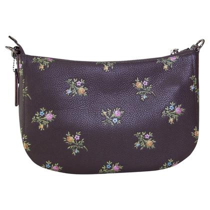 Coach Handbag with pattern
