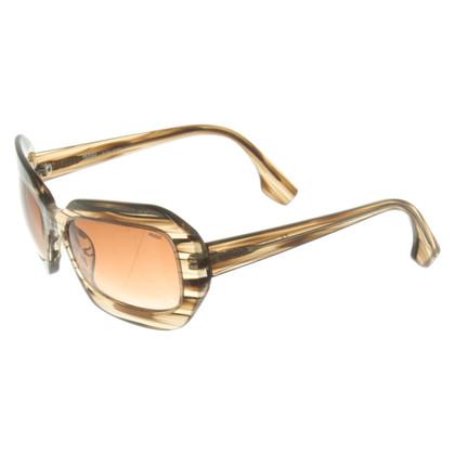 Hugo Boss Occhiali da sole con effetti glitter