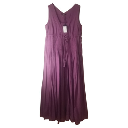 Laurèl Long Dress in Purple