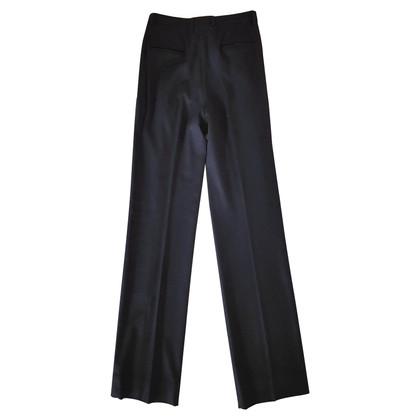 Yves Saint Laurent pantalon taille haute