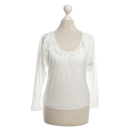 Chloé White top sleeves
