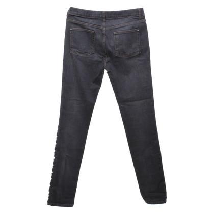 Chanel Jeans en gris