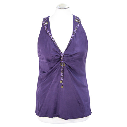 Karen Millen top in purple