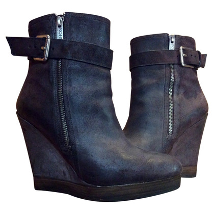 Michael Kors Michael Kors wedge ankle boots