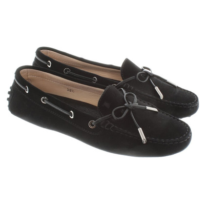 Tod's Loafer in zwart