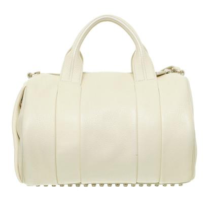 Alexander Wang Handle bag with rivets