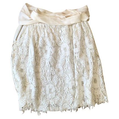 Dries van Noten skirt with lace