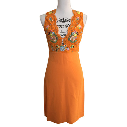 Emilio Pucci Kleid in Orange