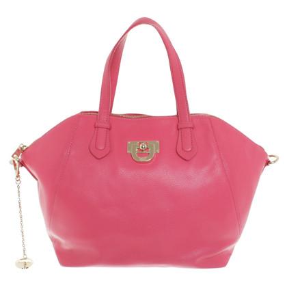 DKNY Handtas in Pink