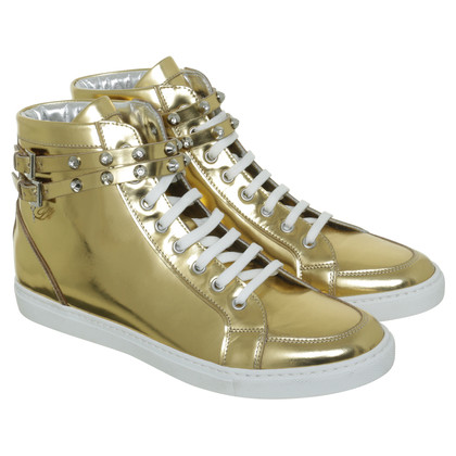 Dsquared2 Sneakers in gold