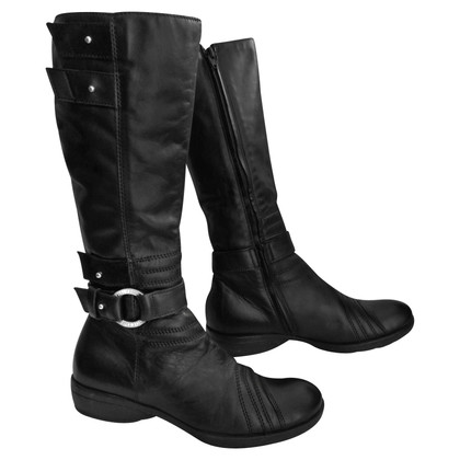 Vic Matie leather boots