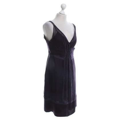 Philosophy di Alberta Ferretti Dress in eggplant