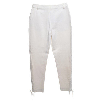 Chanel Jeans in cream