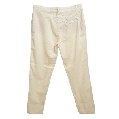 James Perse Pantaloni in crema