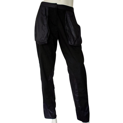 Armani Jeans Black summer trousers