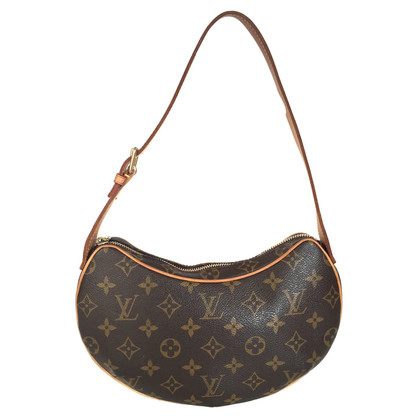 Louis Vuitton Pochette Croissant Monogram Canvas