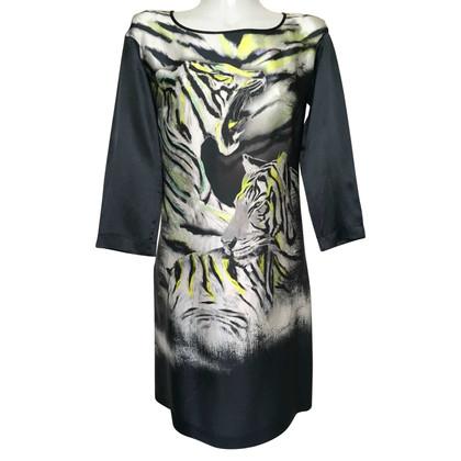 Just Cavalli midi jurk