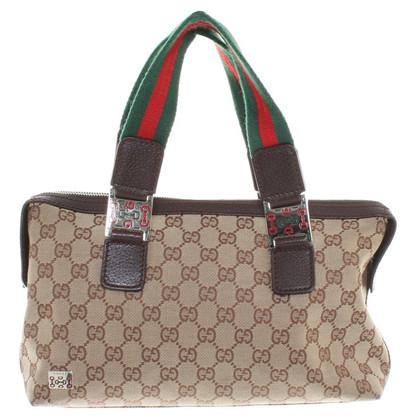 Gucci Borsa con i modelli Guccissima