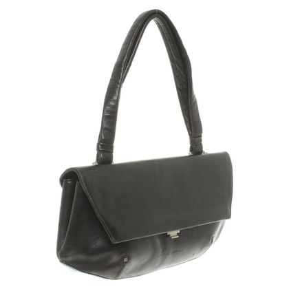 Costume National Small handbag in black