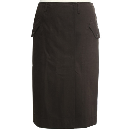 Alberta Ferretti skirt in brown