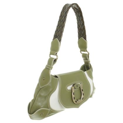 Aigner Handtasche aus Grün