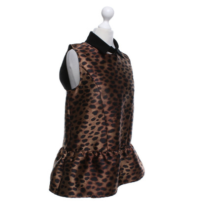 Pinko Top with leopard pattern