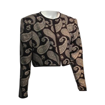 Valentino Patterned short jacket