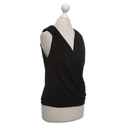 Karen Millen top in black