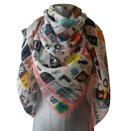 Chanel Kaschmir-Schal