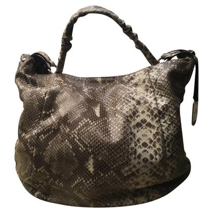 Furla Handbag in reptile look