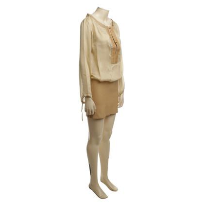 Jitrois Kleid in Beige