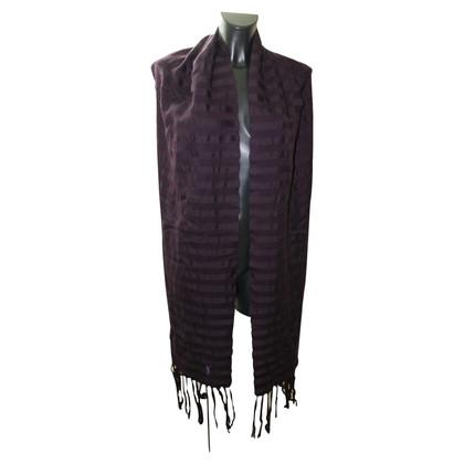 Yves Saint Laurent scarf