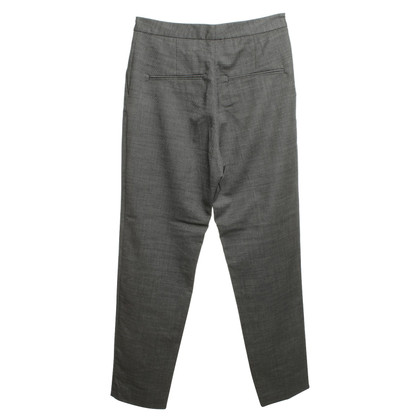 By Malene Birger Fabric pants in gray